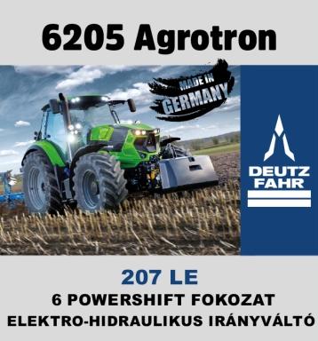 6205 Powershift