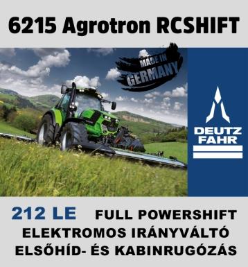 6215 RCshift
